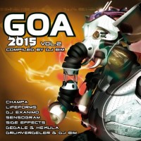 Compilation: Goa 2015 - Volume 2 (2CDs)