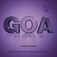 Compilation: Goa - Volume 54 (2CDs)