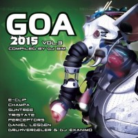 Compilation: Goa 2015 - Volume 3 (2CDs)