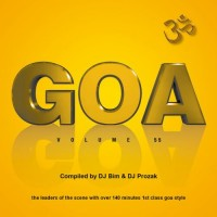 Compilation: Goa - Volume 55 (2CDs)