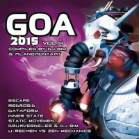 Compilation: Goa 2015 - Volume 4 (2CDs)