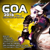 Compilation: Goa 2016 - Volume 1 (2CDs)