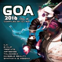 Compilation: Goa 2016 - Volume 2 (2CDs)