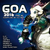 Compilation: Goa 2016 - Volume 3 (2CDs)