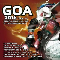Compilation: Goa 2016 - Volume 4 (2CDs)