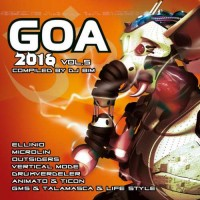 Compilation: Goa 2016 - Volume 5 (2CDs)