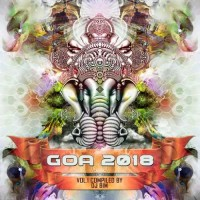 Compilation: Goa 2018 - Volume 1 (2CDs)