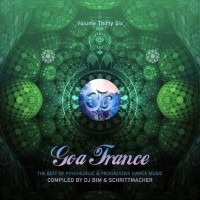Compilation: Goa Trance - Volume 36 (2CDs)
