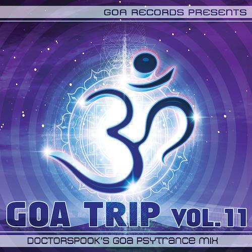 Compilation: Goa Trip V.11 - Compiled by DoctorSpook (2CDs)