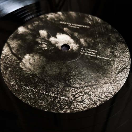 Martin Nonstatic - Treeline (2 Vinyl LP)