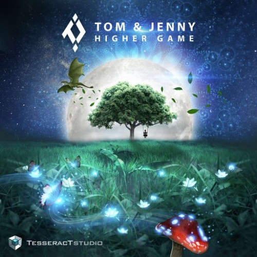 Tom and Jenny - Higher Game (Cardboard Sleeve)
