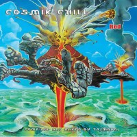 Compilation: Cosmik Chill Red - Compiled by Tajmahal