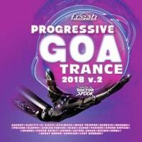 Compilation: Progressive Goa Trance 2018 Vol 2 (2CDs)