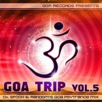 Compilation: Goa Trip Vol 5 (2CDs)