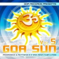 Compilation: Goa Sun Vol 5 (2CDs)