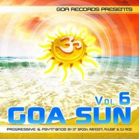 Compilation: Goa Sun Vol 6 (2CDs)