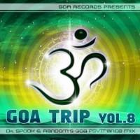 Compilation: Goa Trip Vol 8 (2CDs)
