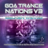 Compilation: Goa Trance Nations Vol.3 (2CDs)