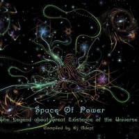 Compilation: Space Of Power (2CDs)
