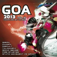 Compilation: Goa 2013 - Volume 2 (2CDs)