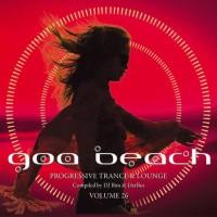 Compilation: Goa Beach - Volume 26 (2CDs)