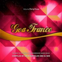 Compilation: Goa Trance - Volume 33 (2CDs)