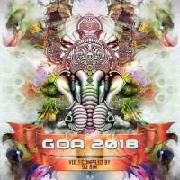 Compilation: Goa 2018 - Volume 1 (2CDs)